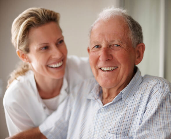 Im Pflegefall gut versorgt mit einer Pflegezusatzversicherung!